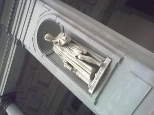 Macchiavelli Uffizi Firenze